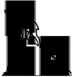 ACCOMP Logo nero