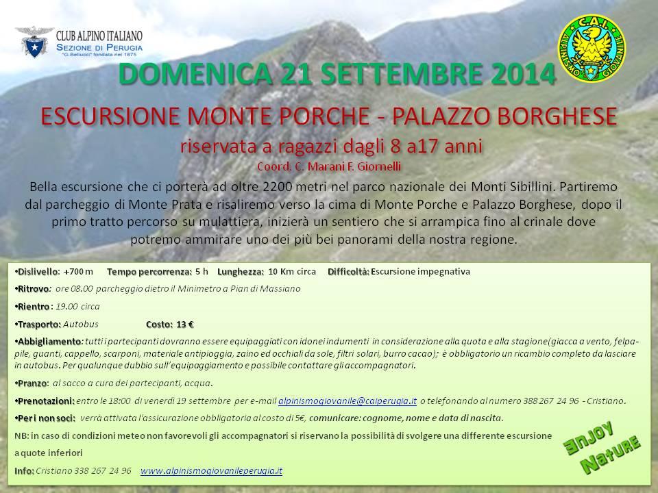 20140921_AG_Locandina Monte Porche