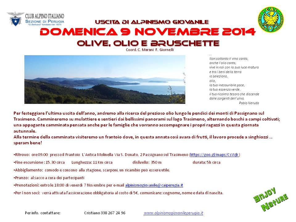 20141109_AG_OLIVE, OLIO E BRUSCHETTE