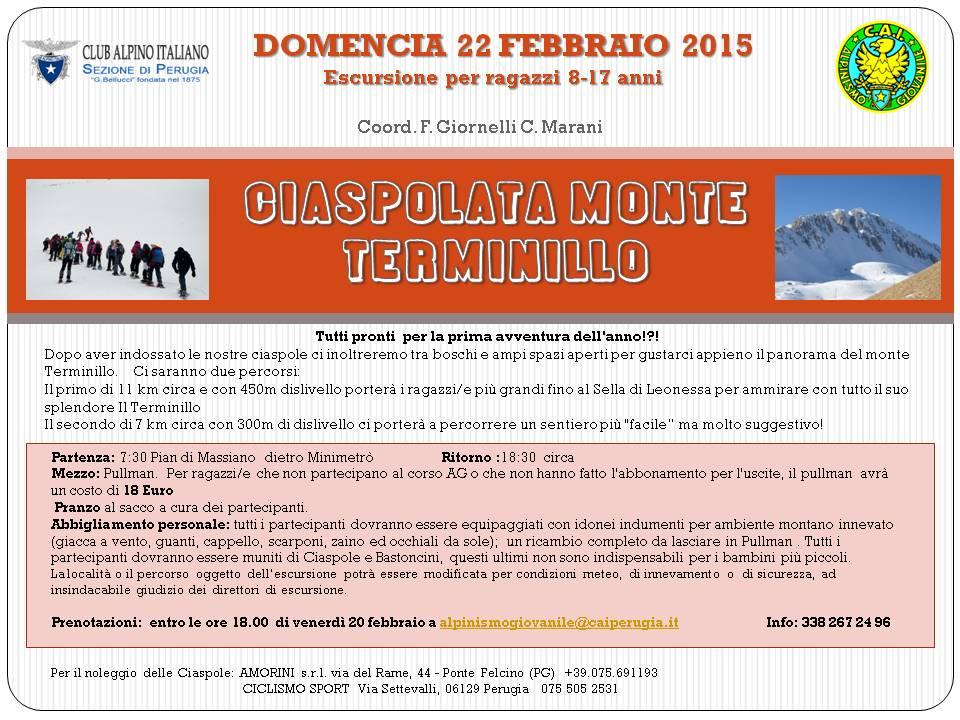 2015_02_22 AG Ciaspolata Terminillo