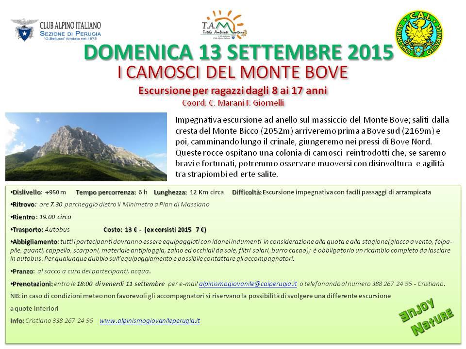 20150913_AG_Locandina Monte Bove